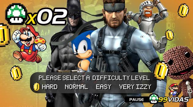 99Vidas 02 – Easy ou Não?