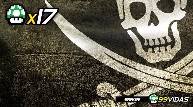 99Vidas 17 – Pirataria de games no Brasil