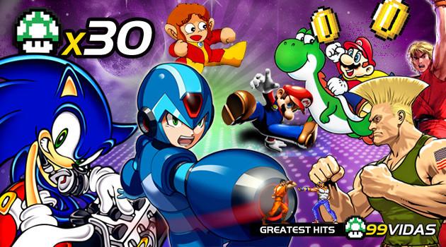 99Vidas 30 – Greatest Hits
