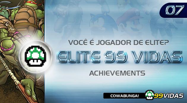 Achievement 7: Tartarugas Ninja