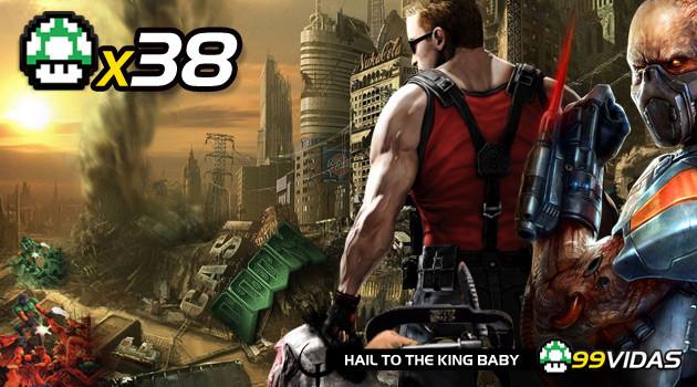 99Vidas 38 – Doom, Quake e Duke Nukem