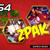 99Vidas 54 – 2-Pak: Hook e Aladdin