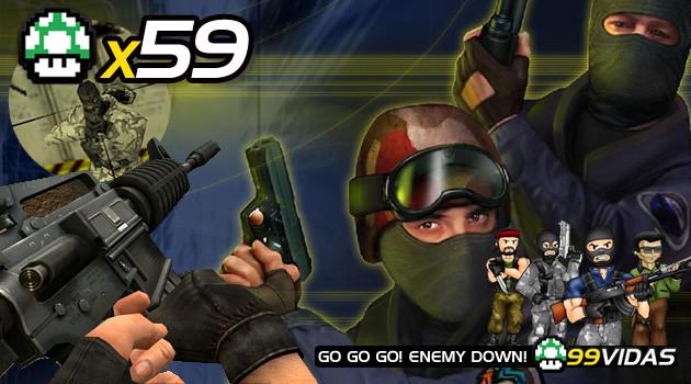 99Vidas 59 – Counter-Strike (CS)