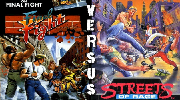 FINAL FIGHT X STREETS OF RAGE