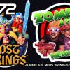 99Vidas 72 – 2-Pak: Lost Vikings e Zombies Ate My Neighbors