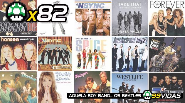 99Vidas 82 – Pop Anos 90