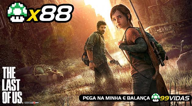 99Vidas 88 – The Last of Us
