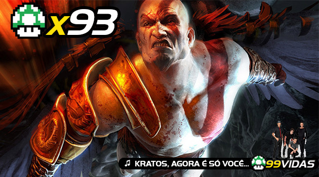 99Vidas 93 – God of War, A Série