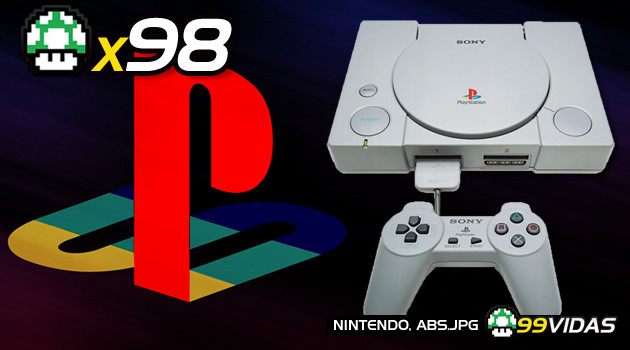 99Vidas 98 – Playstation 1 (PS1/PSX)