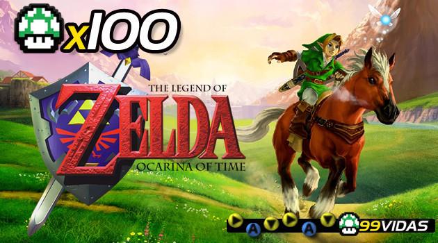 99Vidas 100 – The Legend of Zelda – Ocarina of Time