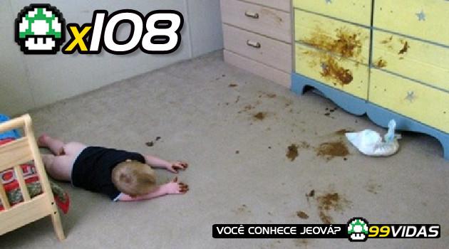 99Vidas 108 – Desgraças de Criança