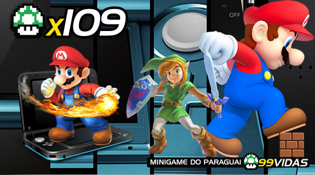99vidas 109 – Nintendo 3DS