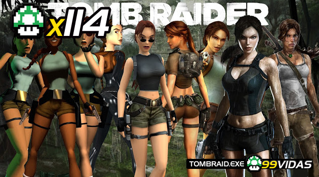 99Vidas 114 – Tomb Raider