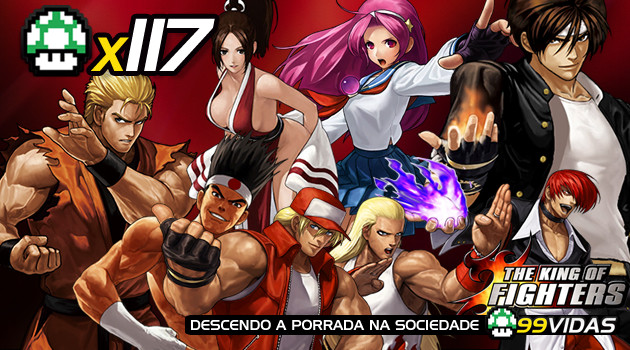 99Vidas 117 – The King of Fighters