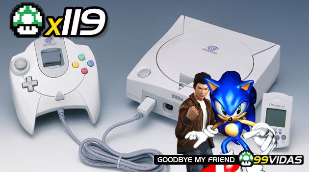 99vidas 119 – Dreamcast