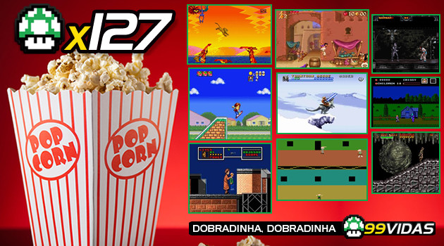 99Vidas 127 – O Cinema nos Videogames