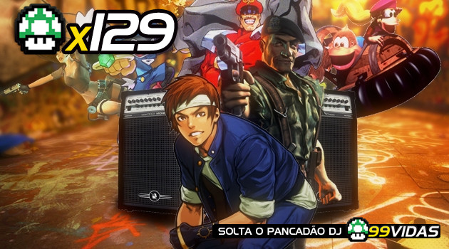 99Vidas 129 – Pancadão Vol. 5