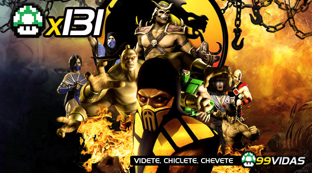 99Vidas 131 – Ultimate Mortal Kombat 3 Trilogy