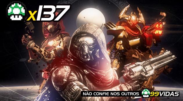 99Vidas 137 – Destiny