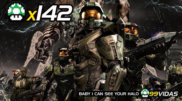99Vidas 142 – Halo, A Série