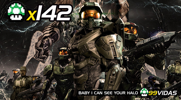 99Vidas 142 – Halo