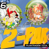 99Vidas 146 – 2-Pak: Asterix e Chuck Rock
