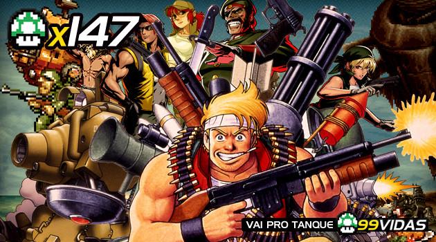 99Vidas 147 – Metal Slug, A Série