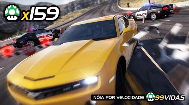 99Vidas 159 – Need For Speed
