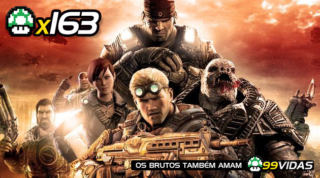 99Vidas 163 – Gears of War