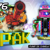 99Vidas 176 – 2-Pak: Advance Wars e Pump it Up
