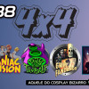 99Vidas 188 – 4×4: Maniac Mansion, Day of the Tentacle, Grim Fandango e The Dig