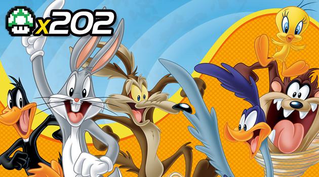 99Vidas 202 – Looney Tunes