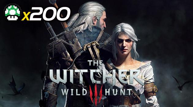 99Vidas 200 – The Witcher 3: Wild Hunt