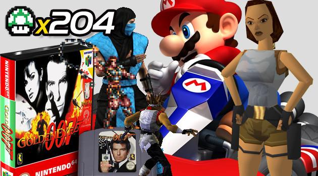 99Vidas 204 – Jogos vencidos pelo tempo