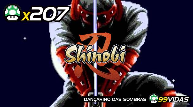 99Vidas 207 – Shinobi