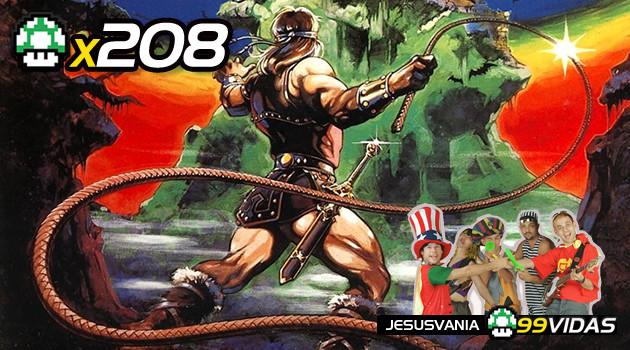99Vidas 208 – Castlevania