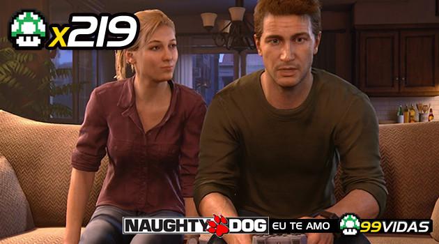 99Vidas 219 – Uncharted 4