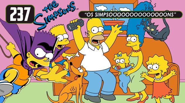 99Vidas 237 – Simpsons nos Games