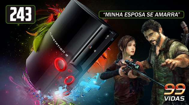 99Vidas 243 – Playstation 3 (PS3)