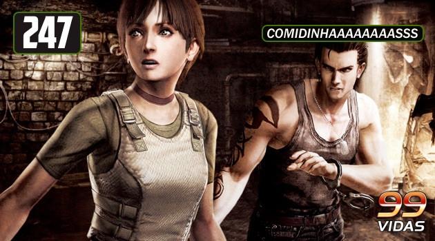 99Vidas 247 – Resident Evil 0