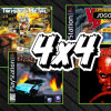 99Vidas 264 – 4×4: Twisted Metal, Vigilante 8, Destruction Derby e Carmageddon