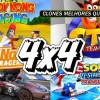 99vidas 273 – 4×4: Clones de Mario Kart – Diddy Kong Racing, Crash Team Racing, Modnation Racers, Sonic All-Stars Racing Transformed