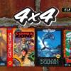 99Vidas 297 – 4×4: Altered Beast, Comix Zone, Ecco the Dolphin e ToeJam & Earl