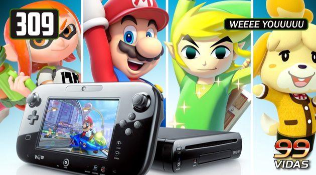 99Vidas 309 – Nintendo WiiU