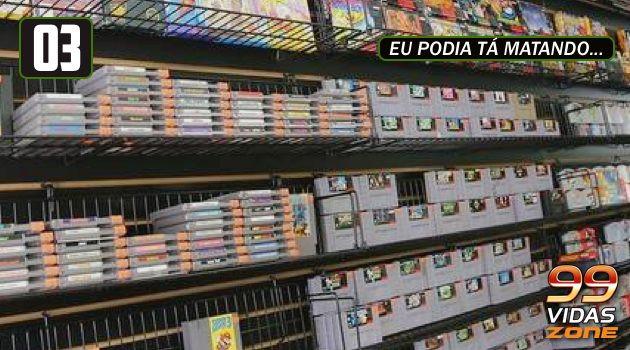 99Vidas Zone 03 – Criando uma Loja de Videogames