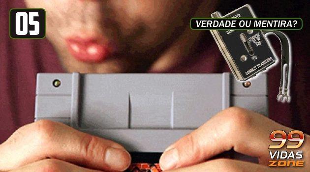 99Vidas Zone 05 – Mitos e Verdades da parte técnica dos Videogames