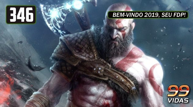 99Vidas 346 – God of War (PS4)