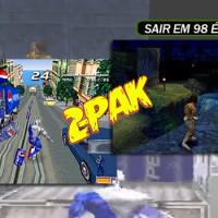 99Vidas 371 – 2-Pak: Pepsiman e Akuji the Heartless