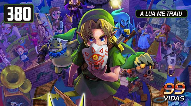 99Vidas 380 – The Legend of Zelda: Majora's Mask