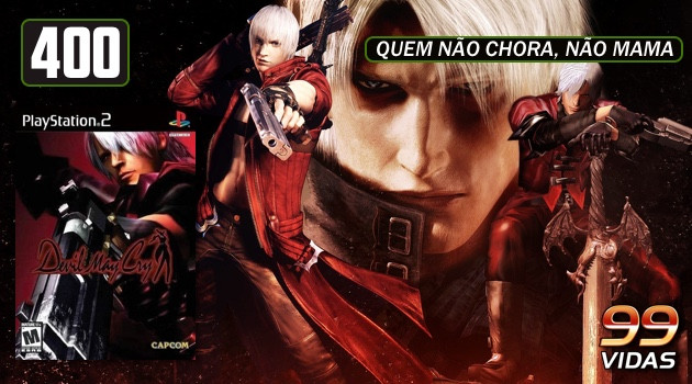 99Vidas 400 – Devil May Cry